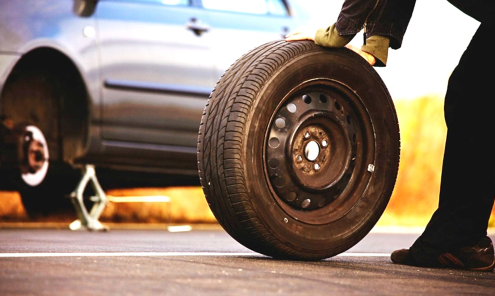 Несколько ошибок при переобувке колес